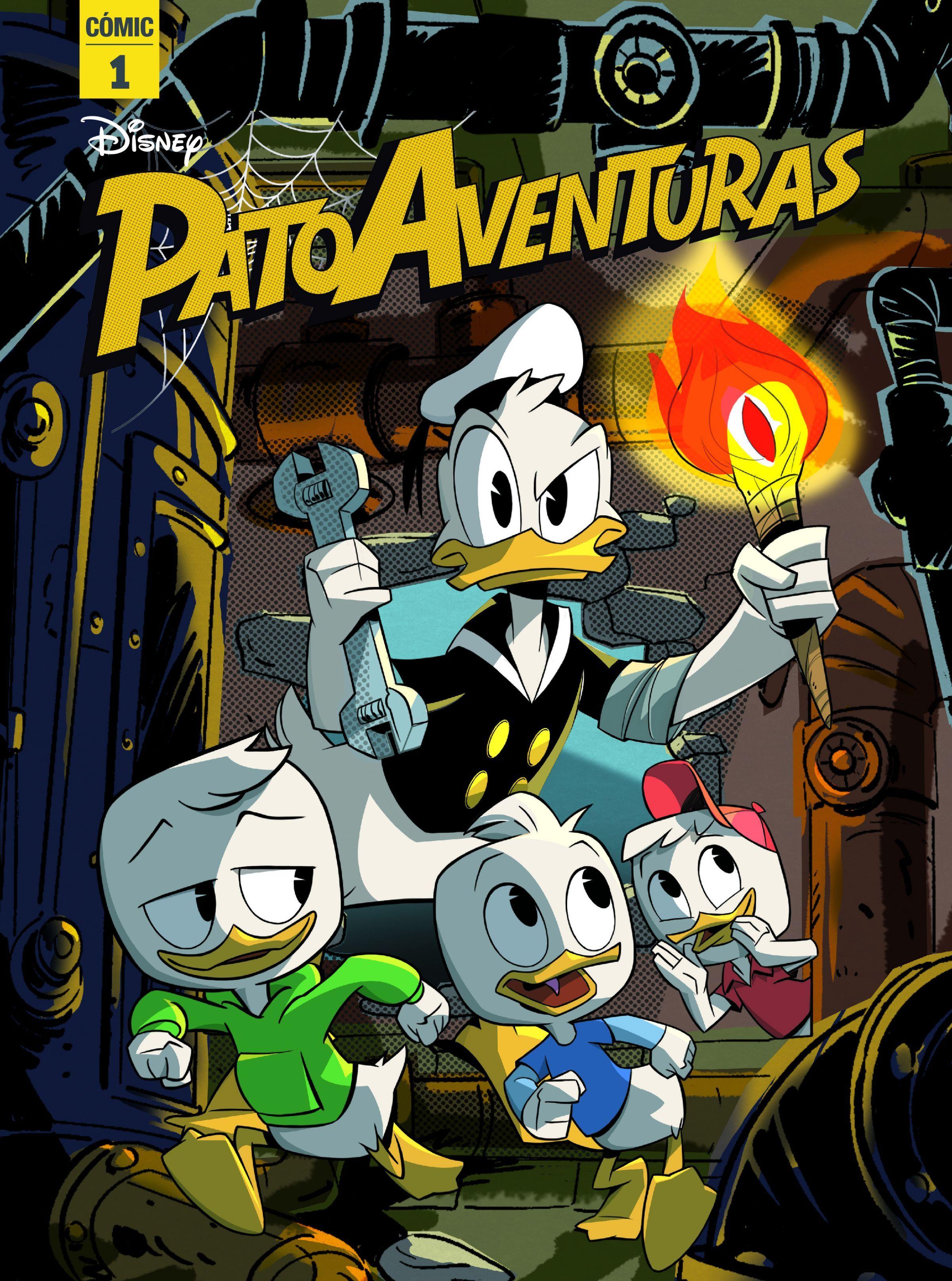 Patoaventuras 1 - Disney - Planeta Junior