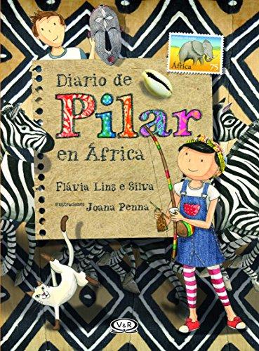 portada Diario de Pilar en Africa