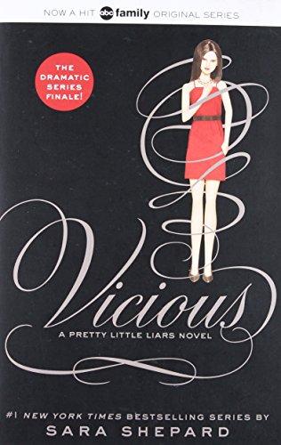 portada Pretty Little Liars 16: Vicious