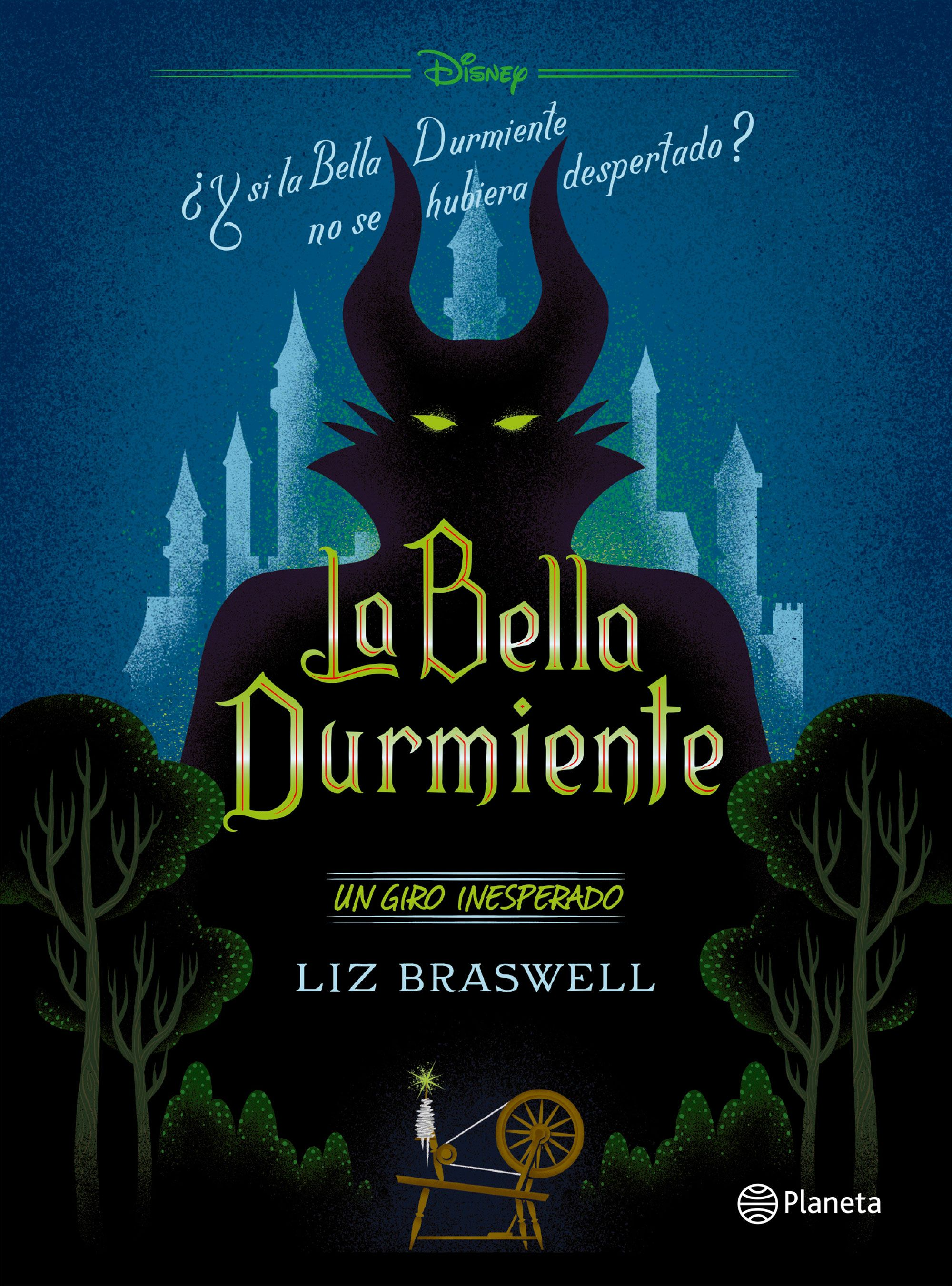 La Bella Durmiente. Un Giro Inesperado - Disney - Planeta