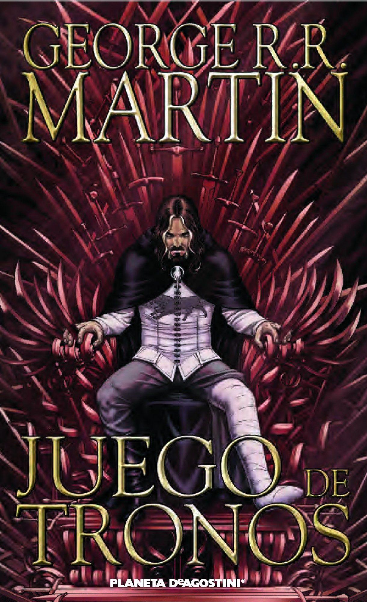 Juego de Tronos 3 - George R. R. Martin - Planeta Deagostini Cómics