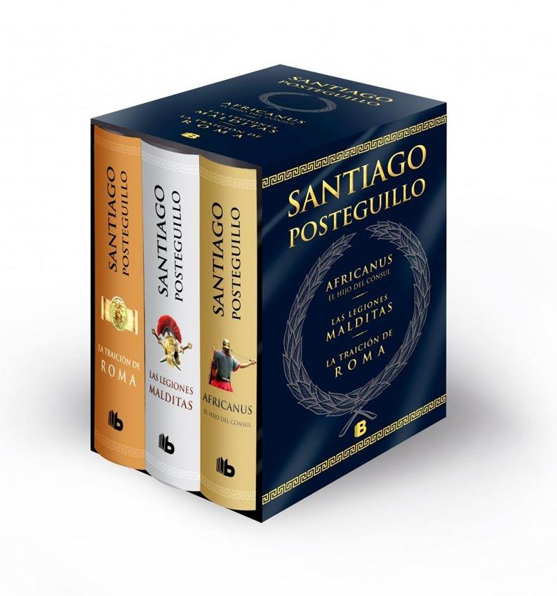 Trilogía Africanus (b de Bolsillo) - Santiago Posteguillo - B De Bolsillo