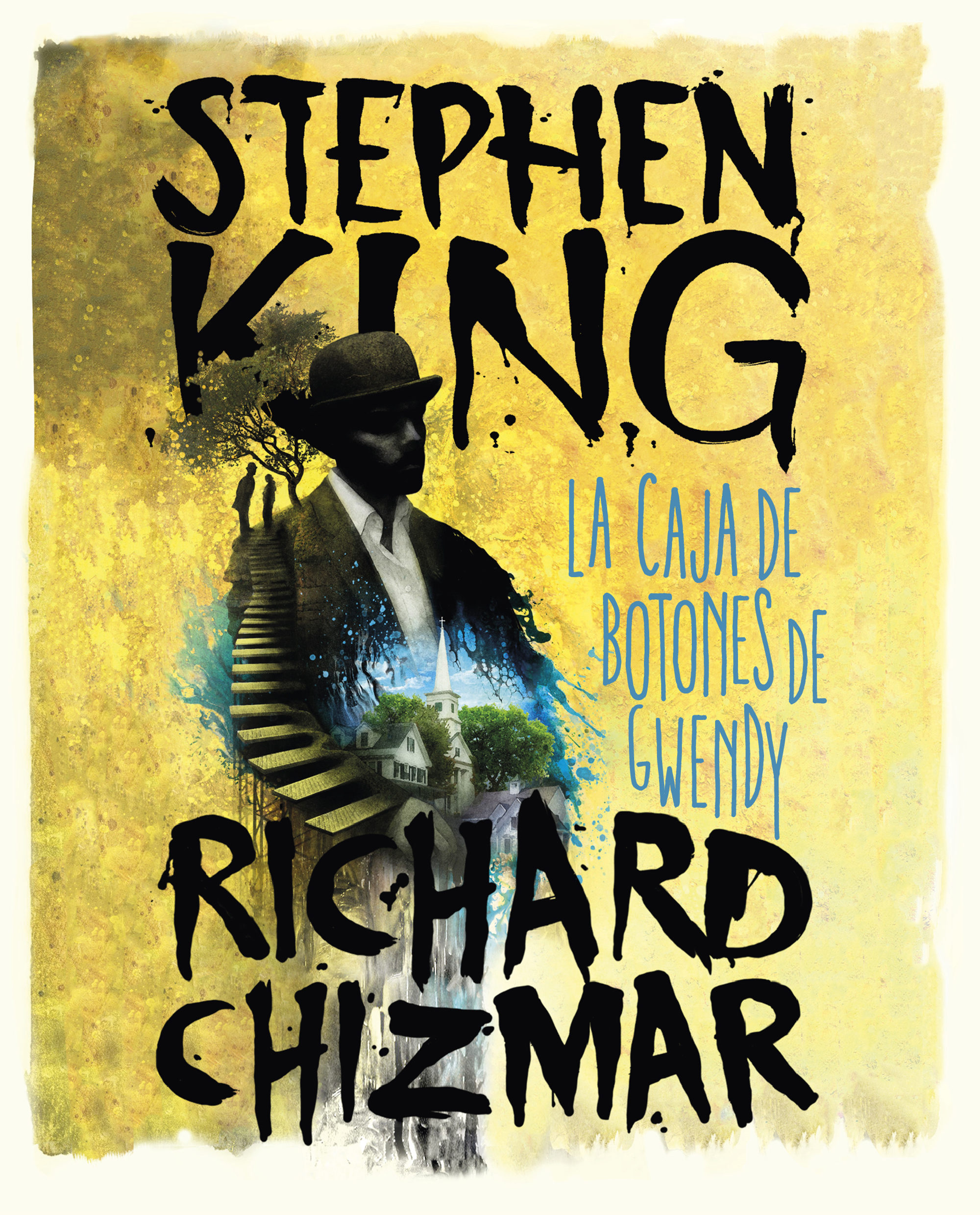 La Caja de Botones de Gwendy - Stephen King - Suma