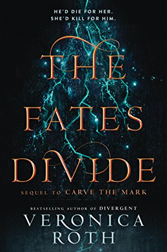 The Fates Divide (Carve the Mark) (libro en Inglés) - Veronica Roth - Katherine Tegen Books
