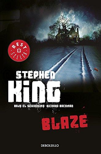 Blaze - Stephen King - Debolsillo