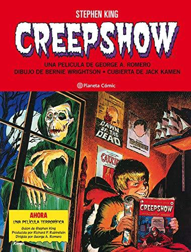 Creepshow de Stephen King y Bernie Wrightson - Wrightson, Bernie,King, Stephen - Planeta Deagostini Cómics