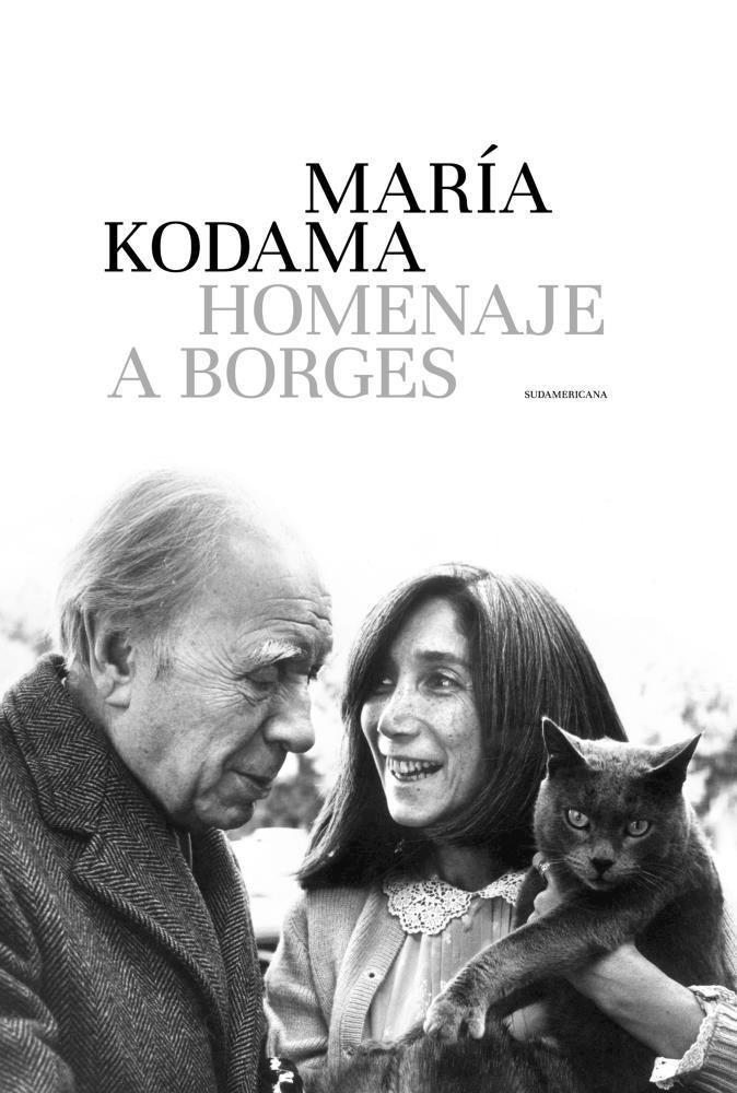 portada Homenaje a Borges