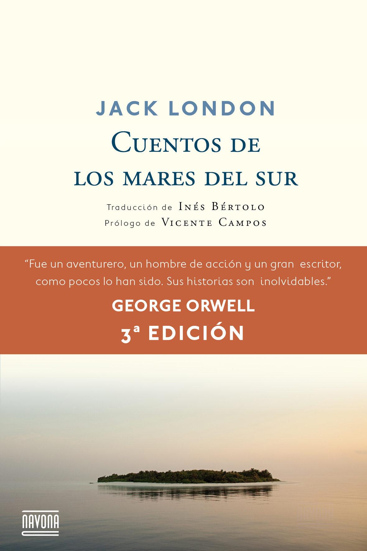Los Mejores Cuentos de los Mares del sur - Jack London - Navona