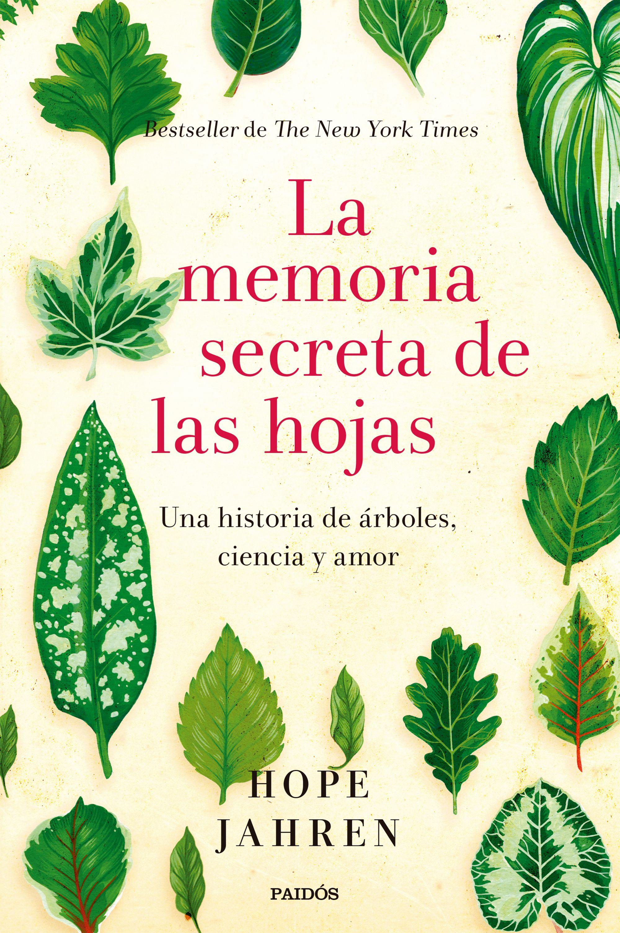 portada La Memoria Secreta de las Hojas