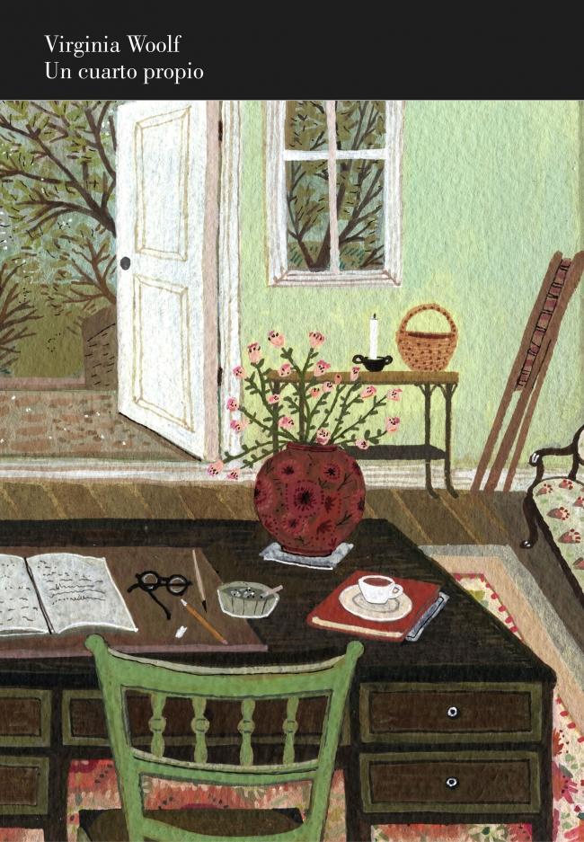 Un Cuarto Propio - Virginia Woolf - Lumen
