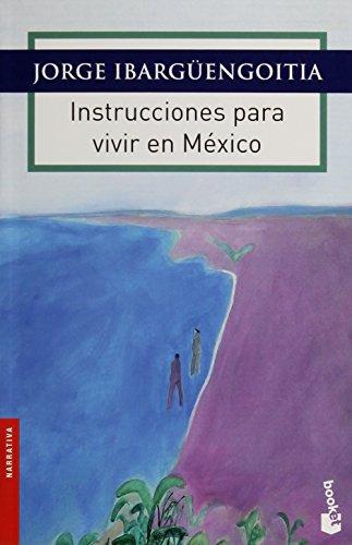 portada Instrucciones Para Vivir en México