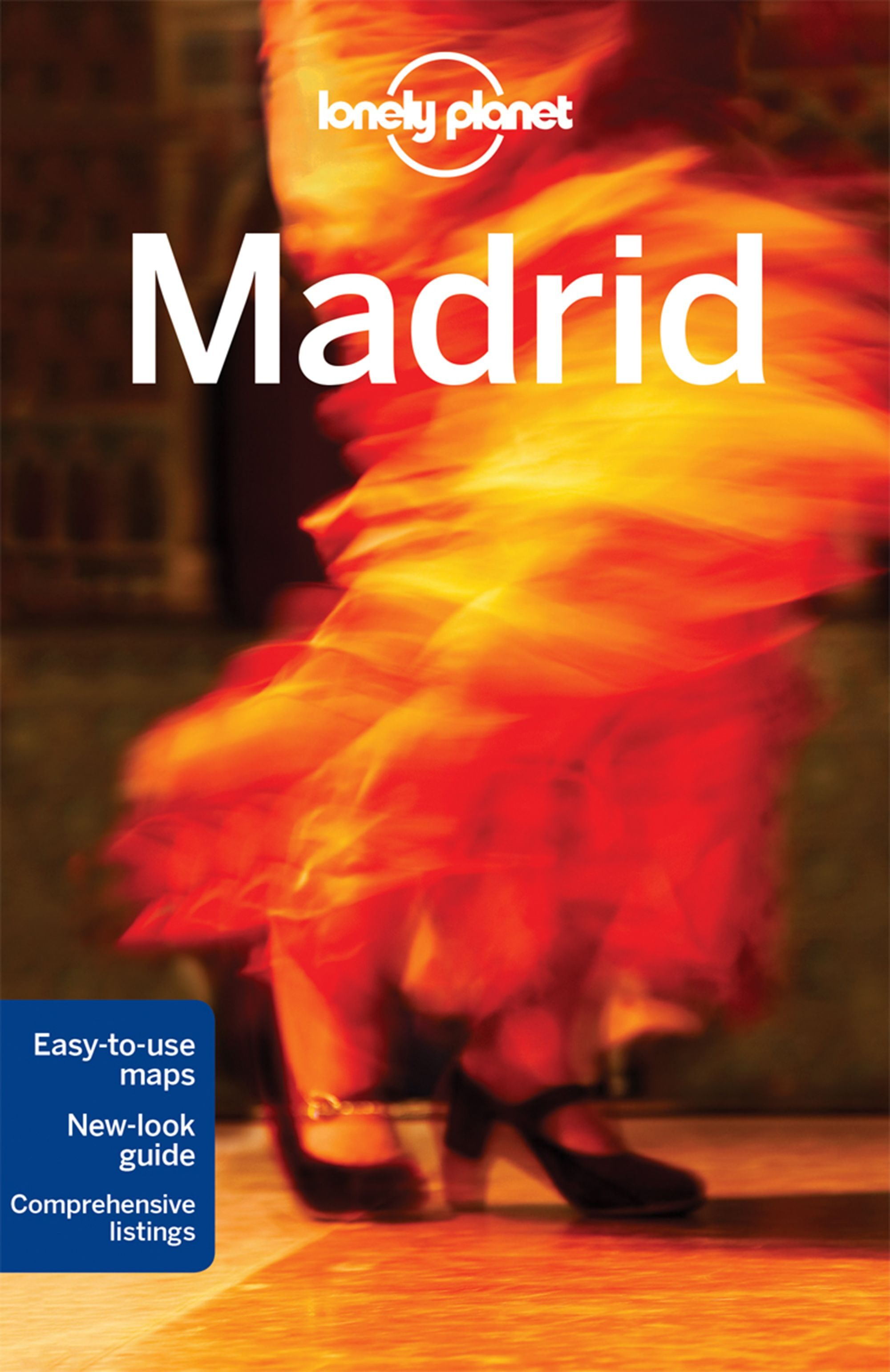 Lonely Planet Madrid (Travel Guide) (libro en inglés) - Lonely Planet - Lonely Planet
