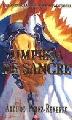 Limpieza de Sangre - Arturo Perez-Reverte - Punto de Lectura