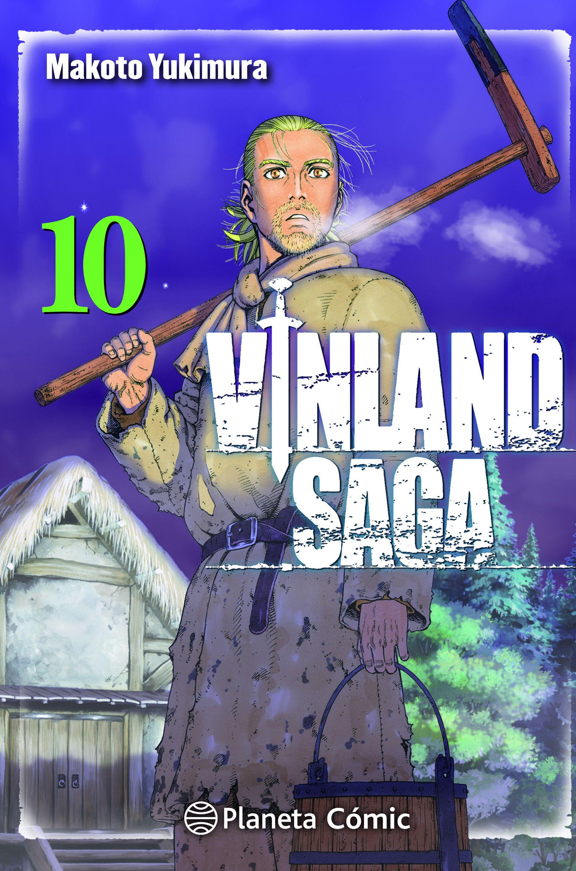 Vinland Saga 10 - Makoto Yukimura - Planeta DeAgostini Cómics