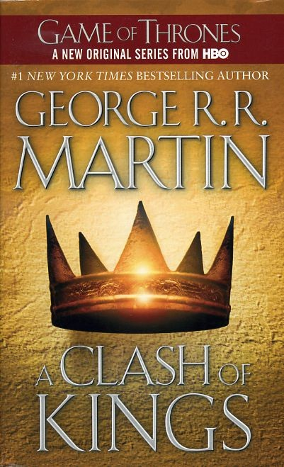 A Clash of Kings (a Song of ice and Fire, Book 2) (libro en Inglés) - George R. R. Martin - Bantam Books