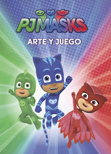 Pjmasks: Arte y Juegos - Varios - Altea