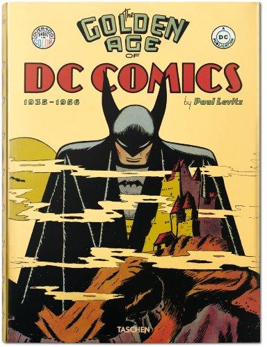 The Golden age of dc Comics (libro en Inglés) - Paul Levitz - Taschen