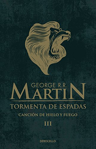 Tormenta de Espadas - George R.R. Martin - Debolsillo