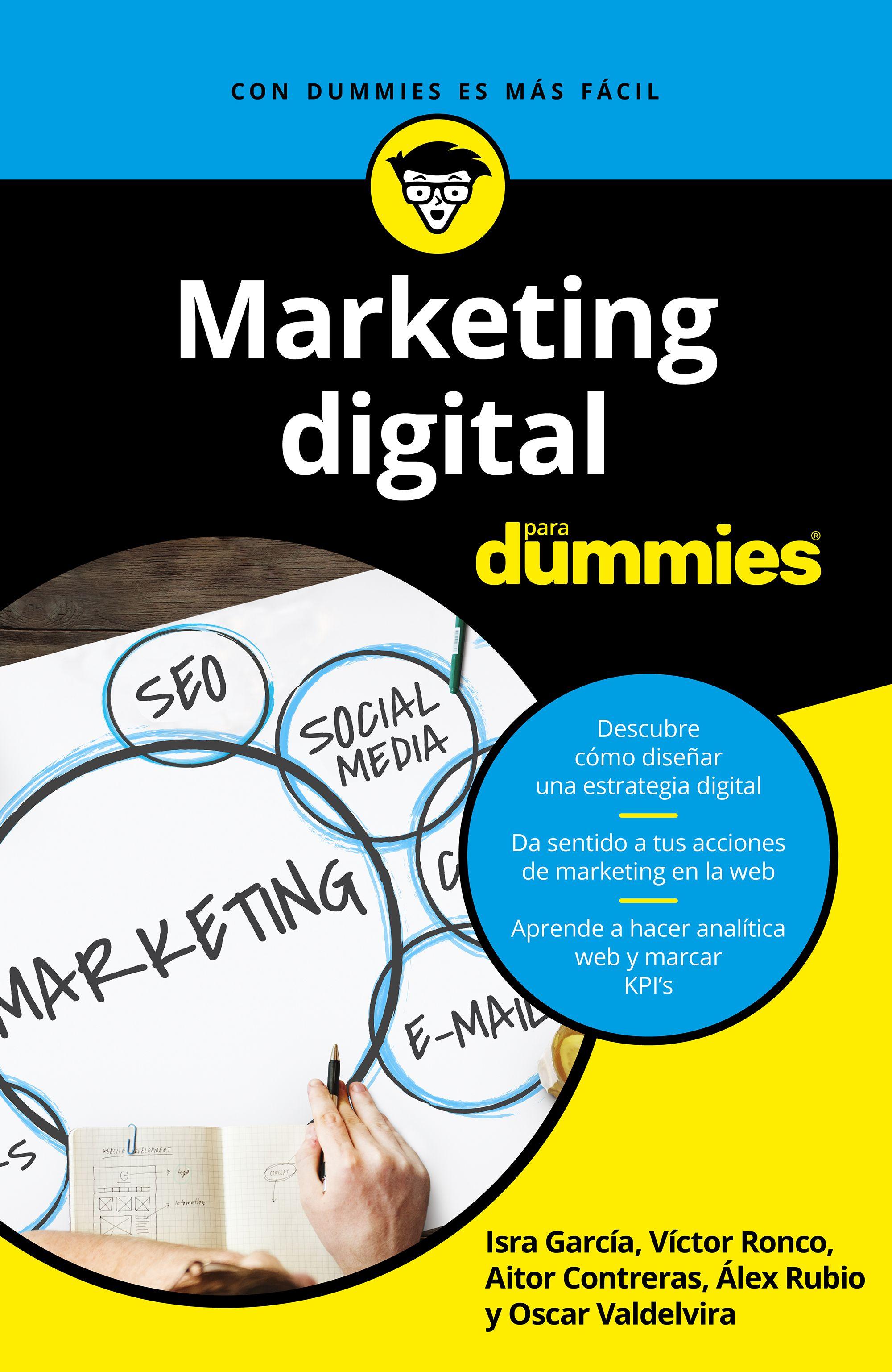 Marketing Digital Para Dummies - Varios - Planeta