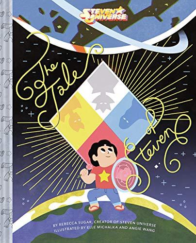 Steven Universe: The Tale of Steven (libro en Inglés)