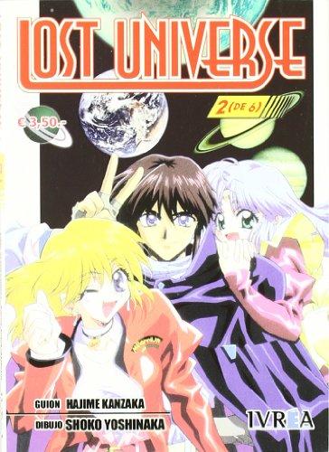 Lost Universe, 2 - Hajime Kanzaka - IVREA