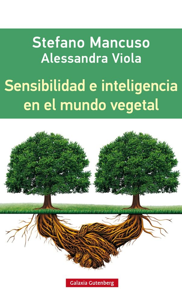 portada Sensibilidad e Inteligencia en el Mundo Vegetal