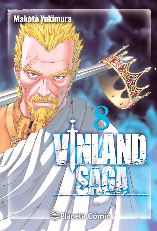 Vinland Saga nº 08 - Makoto Yukimura - Planeta
