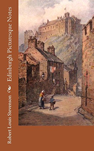 Edinburgh Picturesque Notes (libro en inglés)