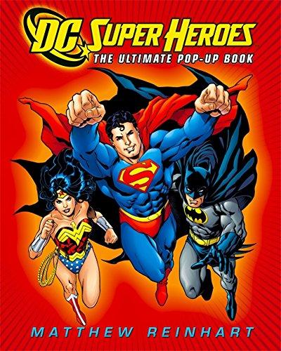 Dc Super Heroes: The Ultimate Pop-Up Book (dc Comics) (libro en Inglés) - Matthew Reinhart - Time Warner, Uk