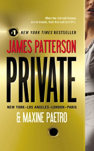 private - james patterson - grand central pub