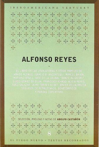 alfonso reyes. el libro de las jitanjáforas y otros papeles - alfonso reyes - iberoamericana editorial vervuert